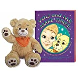 You And Me Make Three & Accompanying Plush B.B. The Bear