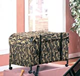 Camouflage Toy Chest by Coaster Furniture