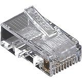 Black Box CAT5e Value Line Modular Plug – Unshielded, 100-Pack