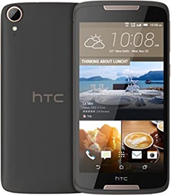 HTC Desire 828 (Dual SIM, Dark Grey)