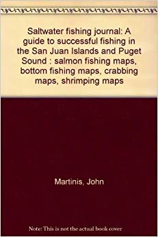 Saltwater fishing journal a guide to successful fishing for Sound bound fishing