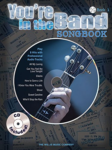 You're in the Band - Songbook 1 (You're in the Band Songbooks)