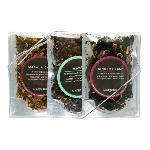 Special Teas - Loose Leaf Tea Sampler Set