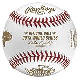 ボストン・レッドソックス MLB 2013 ワールドシリーズ優勝記念ボール / 2013 World Series Champ Ball Boston Red Sox