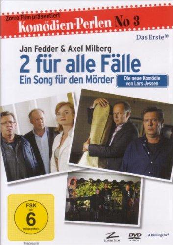 2 für alle Fälle - Ein Song für den Mörder - Komödien-Perlen No. 3