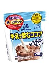 森永製菓 牛乳で飲むココア