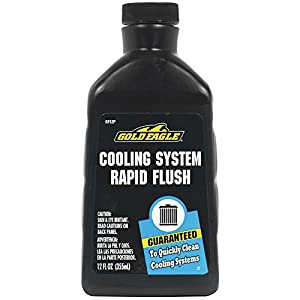 Gold Eagle RF12P Cooling System Rapid Flush, 12 Fl oz.