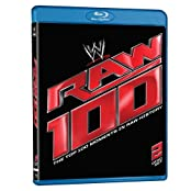WWE: Top 100 Raw Moments (2 Discs)