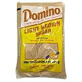 Domino Light Brown Sugar 2 Lb - 3 Packs