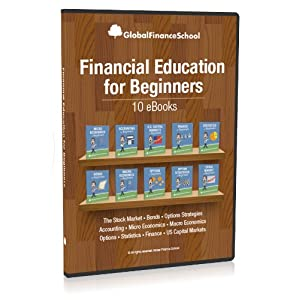 Financial Education for Beginners – 10 eBooks Package