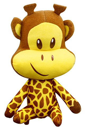 Fisher-Price Julius Jr. Plush Buddies Clancy