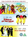 Wizard of Oz / Singin' In The Rain / High Society (DVD Triples) [2006]