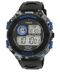 Timex Shock Digital Grey Dial Mens Watch - TW4B003006S