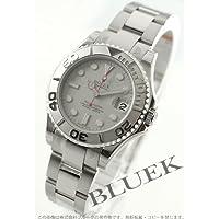 [ロレックス]ROLEX 腕時計 ヨットマスター ロレジウム プラチナベゼル シルバー Ref.168622 ボーイズ [並行輸入品]