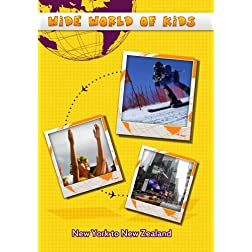 Wide World of Kids New York to New Zealand