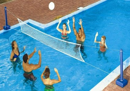 Swimming Pool Game