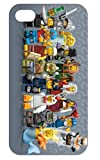 The Lego Movie Fashion Hard back cover skin case for apple iphone 4 4s 4g 4th generation-i4tlm1002