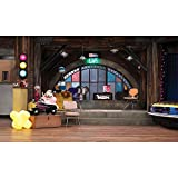 RoomMates JL1201M iCarly Prepasted Chair Rail Wall Mural