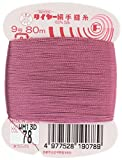 フジックス タイヤー 【絹手縫い糸】 9号/80m col.78