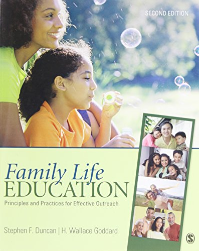 Family Life Education: Principles and Practices for...