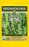 Seeds of Change S14169 Certified Organic English Thyme
