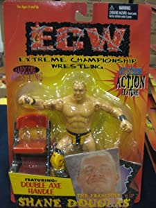 ECW Extreme Championship Wrestling SHANE DOUGLAS Figure 1999