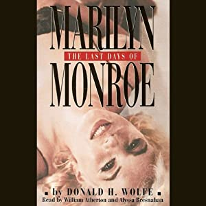 The Last Days of Marilyn Monroe Audiobook