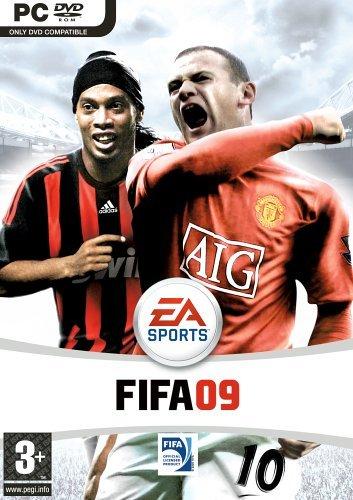 FIFA 09 RUSSIAN VERSION (PC)