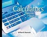 img - for Calculators: Printing and Display book / textbook / text book