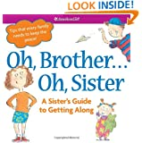 Oh, Brother... Oh, Sister (American Girl)