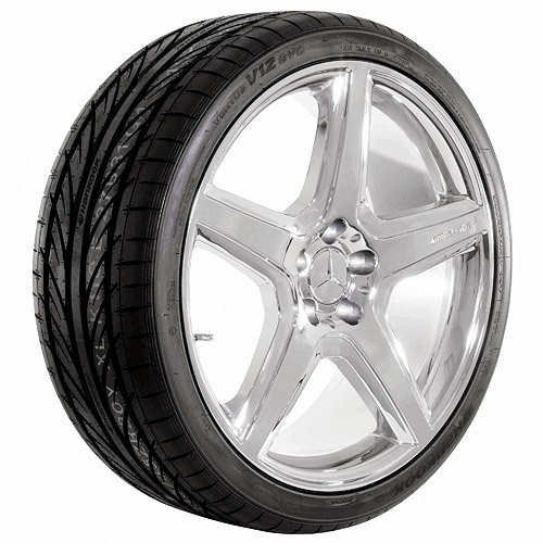 20 Inch Chrome 570 Series Wheels Rims and Tires