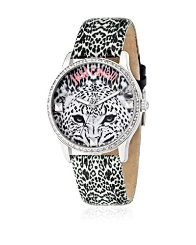 Just Cavalli Reloj de cuarzo Woman Just Paradise Negro / Blanco 38 mm
