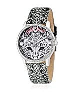 Just Cavalli Reloj de cuarzo Just Paradise Negro / Blanco 38 mm