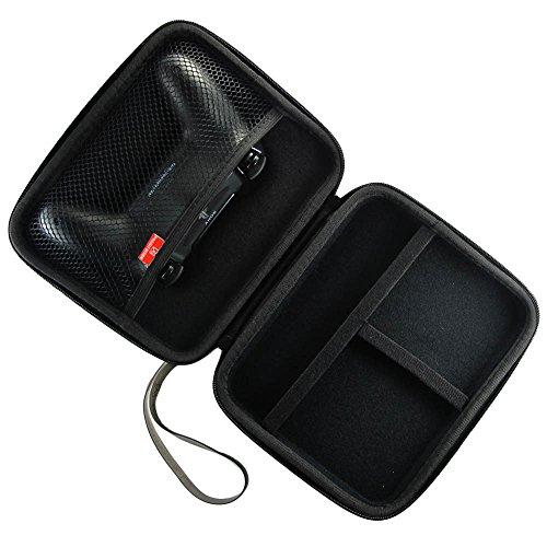 Pandaren® Airform Borsa custodia da trasporto sacchetto per il PS4 controller e altri piccoli accessori (nero)