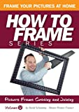 Picture Frame Cutting and Joining (How to Frame)