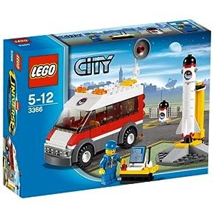 Lego 3366 Satellite Launch Pad