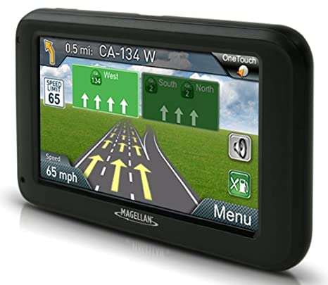 Magellan Roadmate 2220-LM 4.3-Inch Widescreen Portable GPS Navigator with Lifetime Maps: Amazon.ca: Electronics