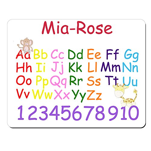 mia-rose-personalised-kids-alphabet-and-numbers-educational-premium-mouse-mat-5mm-thick