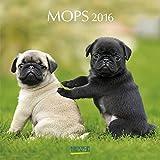 Mops 2016: Broschürenkalender mit Ferienterminen