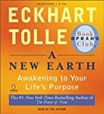 A New Earth (Oprah Audio #61) (Oprah\\\\\\\\\\\\\\\'s Book Club)