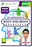 Dr Kawashima's Brain and Body Exercises for Kinect (Xbox 360)