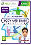Dr Kawashima's Brain and Body Exercises for Kinect (Xbox 360)