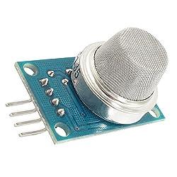 2 Pcs MQ135 Sensor Module DC 5V MQ-135 Sensor Board Air Quality Sensor Hazardous Gas Detection Module from Interlinklondon