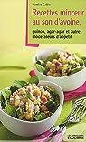 Recettes minceur au son d'avoine : Quinoa, agar-agar et autres mod�rateurs d'app�tit par Galtier