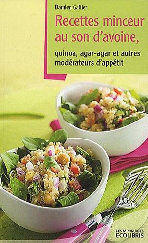 Portrait de grand chef cuisinier : Pierre Hermé / Recettes minceur au son d'avoine : Quinoa, agar-agar et autres modérateurs d'appétit