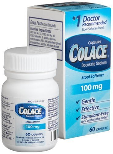 Colace Stool Softener