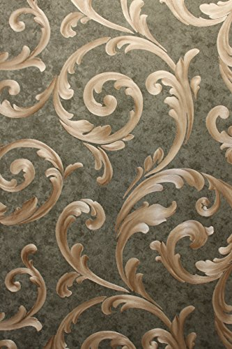 vinyl-tapete-barock-retro-grun-silber-kupfer-kingwelson-690506
