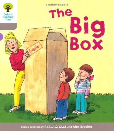 Big Box. Roderick Hunt, Thelma Page