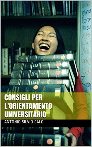 Consigli per l'orientamento universitario PDF