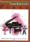 Alfreds Basic Piano Library Lesson Book: Level 2